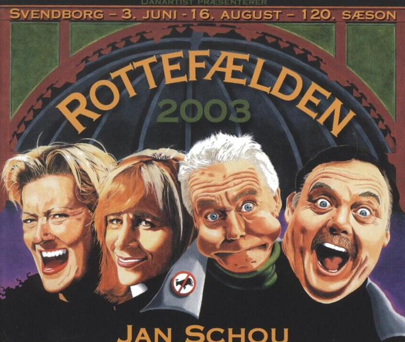 2003 – Rottefælden
